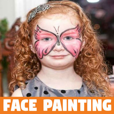 Clowns, Face painting, Magic Show, Princesses